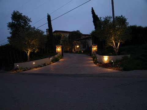 Outdoor Lighting Agoura Hills Fixtures