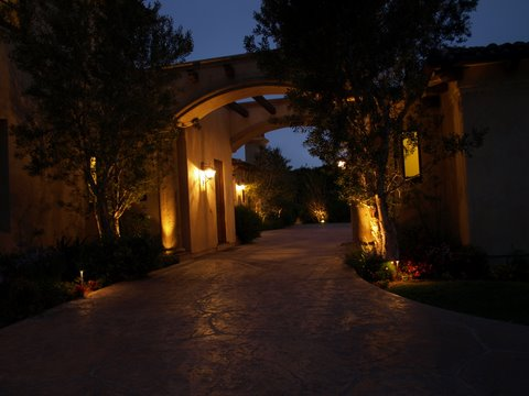 Outdoor Lighting Agoura Hills Modern Outdoor  Lighting