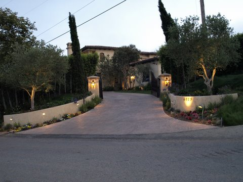 Outdoor Lighting Agoura Hills